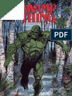 MFG256 Swamp Thing Sourcebook
