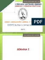 Legislacion Laboral y Trib. Semana 01