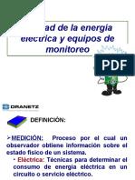 Calidad de La Energía Eléctrica (CE) y Monitoreo_presentación Metering