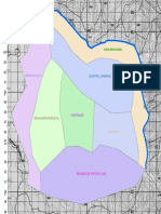 Identificacion de Zona Para La Planificacion