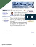 Grand Jury on Public Corruption in Florida