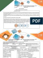 Guía de Actividades y Rúbrica de Evaluación Unidad II