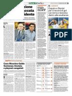 La Gazzetta dello Sport 10-05-2017 - Calcio Lega Pro
