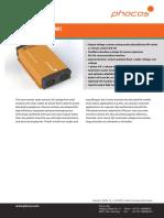 Phocos Dataseeht Inverter-3500W e Web