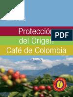 Protección del Origen Café de Colombia
