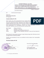 Surat Kunjungan P4TK