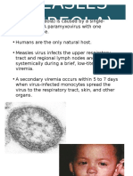 18 Measles (Rubeola)