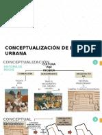 Conceptualización habilitacion urbana moche