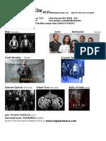 Metal Bulletin Zine 119