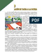 28 de AGOSTO - Reincorporación de Tacna a La Patria.