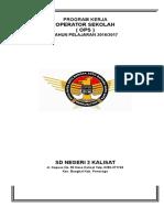 Program Kerja Ops Sdn 2 Kalisat