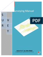 Surveying Manual