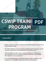 CSWP Training Program