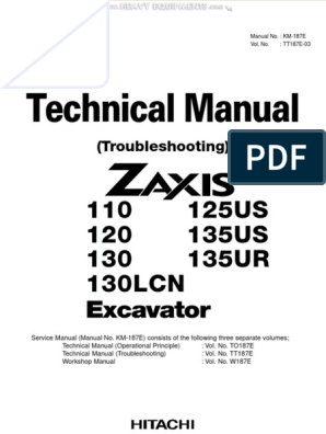 manual-technical-hitachi-zaxis-zx110-120-130lcn-hydraulic-excavators