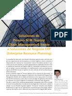 Soluciones de Proceso SCM (Supply Chain Management)