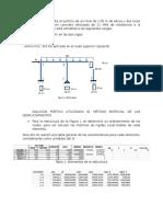 Taller Portico  Analisi estructural