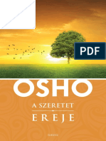 A SZERETET EREJE - Osho