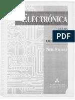 Electrónica. de Los Sistemas a Los Componentes - Neil Storey