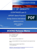 Boeing Gravity Research Paper (Part 2)