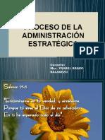 Procesos de La Administración Estratégica