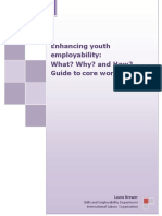 Enhancing Youth Employability