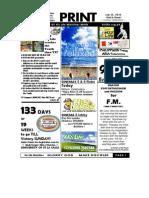 July 25 2010 Newsletter