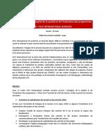 15 09 11 Fiche de Poste Charge Qualite Et Evaluation Des Prog Rammes