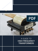 Agile Magnetics - High Frequency Transformer Guide