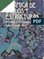 Dinámica de Suelos Y Estructuras; Aplicadas a La Ingeniería Sísmica - Rafael Colindres Selva (1ra Edición)