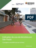 ITDP Brasil Contagens de Ciclistas Em SP FINAL