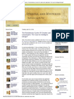 Myths, Symbols and Mysteries_ the Evolutionary Cycles of Creation and Catastrophe_ the Case for Intelligent Design
