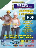 MS Metal Sistem Katalog 1
