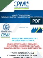 Electrotecnia - Factores de carga, potencial, etc