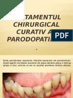 Tratamentul Chirurgical Curativ Al Parodontitelor Ilies Ilie S1204