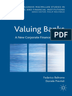 (Palgrave Macmillan Studies in Banking and Financial Institutions) Federico Beltrame, Daniele Previtali (Auth.)-Valuing Banks_ a New Corporate Finance Approach-Palgrave Macmillan UK (2016)