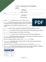 Tutorial 7 Enterprise Computing - Question