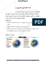 Andhra Pradesh Budget 2017 2018 Important Points Telugu