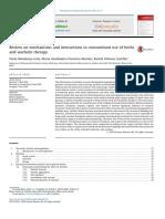 Interação Varfarina e Plantas Medicinais. 2016