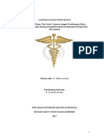 Porto Folio Post SC dg PEB, edema paru, CHF supek PPCM, dan anemia