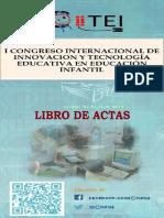 Libro Sobre Innovación Tecnologica en Infantil