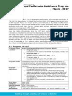NEAP Narrative Report_ March (Quarterly)