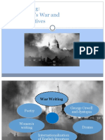 War Writing