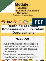 Teaching Learningprocessesandcurriculumdevelopment 150604120232 Lva1 App6891