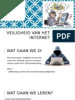 veiligheid van het internet