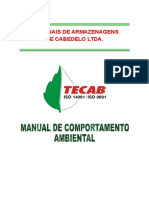 NLL Manual de Comportamento Ambiental