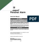 MSA Passport Instruction