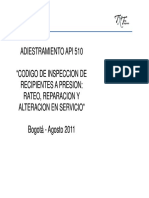 Presentacion API 510