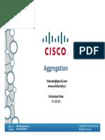 CCNA 10 Aggregation
