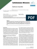 Immunogenetics of Hashimoto's thyroiditis.pdf