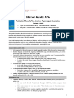 A Pa 6 Citation Guides
